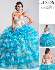 Q15256 Quinceanera Creations [Q15256] - $701.10 : Texas Divas Boutique, Your Diva Headquarters!