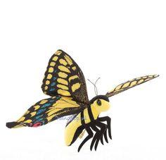 vingerpop stof vlinder - Google zoeken