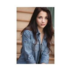 Beautiful-girl-blue-eyes-dark-hair-Favim.com-464476.jpg ❤ liked on Polyvore featuring beauty products, haircare, people, girls, hair and emily rudd