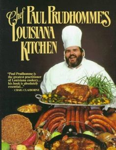Here for the first time the famous food of Louisiana is presented in a cookbook written by a great creative chef who is himself world-famous. The extraordinary Cajun and Creole cooking of South Louisi