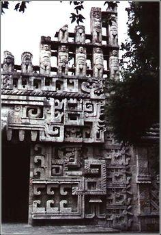 Aztec architecture, Mexico