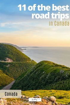 Looking for incredible and scenic road trips in Canada? From coast to coast, we're sharing these great Canadian road trips that are among some of the most scenic, adventurous and joyful road trip journeys that you can pack onto four wheels. Road Trip Packing, Road Trip Hacks, Road Trip Usa, Canada Destinations, Road Trip Destinations, Columbia Travel, British Columbia, Central America, North America