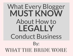 Legal Blogging Business - Blogging on the Side