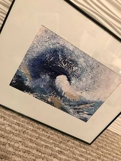 The Great Wave Off Kanagawa by Hokusai Japanese Inspired Asian