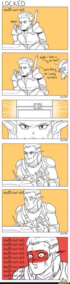 dao, zevran, dragonage, warden