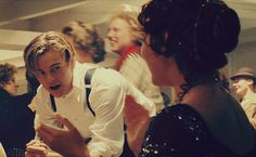 Leonardo Di Caprio - Titanic