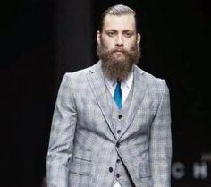 Fashionista Smile: Bellezza Uomo: Che Barba, Che Noia