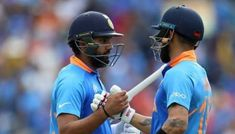 Rohit Sharma Could Replace Virat Kohli As Limited-Overs Captain: Report Upcoming Matches, Latest Cricket News, Cricket World Cup, The Right Man, Virat Kohli, Read Later, Football Helmets, Squad, Indian