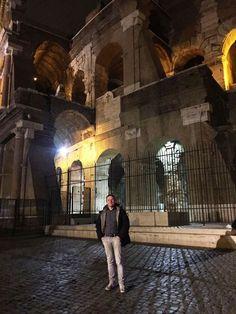 alla fine la stanchezza viene ripagata dalla bellezza di una città eterna ...... Roma