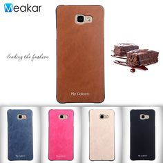 Color fashion pu leather 5.5for Samsung Galaxy A7 2016 Case For Samsung Galaxy A7 2016 A710 A710F A7100 Cell Phone Cover Case