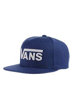 Gorra de visera plana  Drop  Vans  DropVans 3684201be85