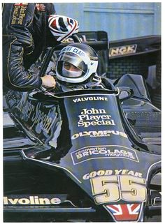 Jean-Pierre Jarier - 1978 - John Player Team Lotus - Lotus 79)
