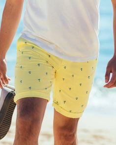 ZZKKO Mens Fashion Tropical Landscape Palm Trees Mens Underwear Boxer Briefs Breathable