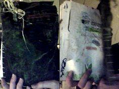 Podesłała Arkadia Kowalczyk #zniszcztendziennikwszedzie #zniszcztendziennik #kerismith #wreckthisjournal #book #ksiazka #KreatywnaDestrukcja #DIY