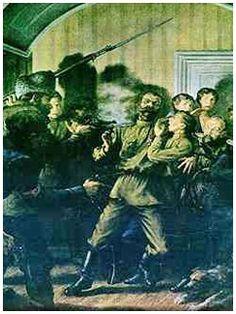 Les derniers Romanov - Le massacre