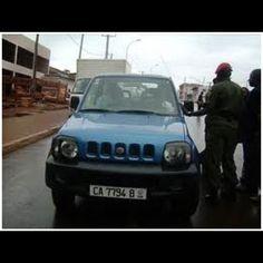 CAMEROUN :: Le boulet des véhicules administratifs :: CAMEROON