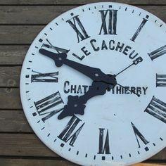 My Sweet Savannah: ~thrifty Thursday~ {French clock}