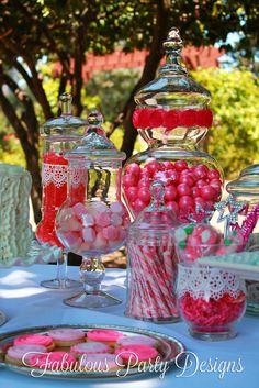 Candy at a Princess Party #princess #partycandy
