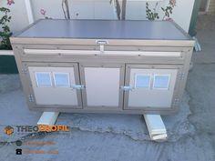 #dogtransitbox #theoprofile Boxes, Dog, Diy Dog, Crates, Box, Doggies, Cases, Dogs, Boxing
