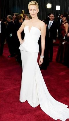 Charlize Theron, beautiful! Oscars2013