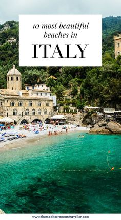 Here are 10 of the best beaches in Italy - there's something for everyone, from grand sculptural rocks of Lampedusa and Scala dei Turchi, to perfect white sandy beaches in Sardinia and Sicily, and the…More Top Travel Destinations, Europe Travel Tips, Places To Travel, Travel Deals, Travel Hacks, Travel Guide, Italy Vacation, Italy Travel, Trip To Italy