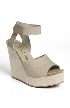 Pedro Garcia 'Temple' Wedge Sandal available at #Nordstrom