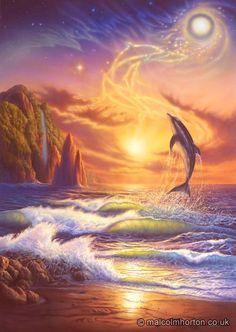 Sea Spirits Poster