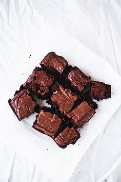 the family flavor brownies aka the Worlds Best Brownies