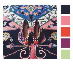 #color #palette #pattern
