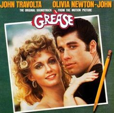 """""""Grease is the word...it's got groove it's got meaning."""""""