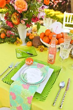 Lilly Pulitzer Wedding Ideas_0047