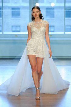 Die 106 Besten Bilder Von Hosenanzug Einteiler Fur Die Braut In