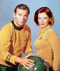 Kirk & Janeway                                                                                                                                                                                 More