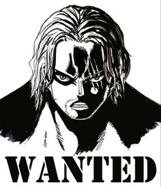 One Piece - Shanks