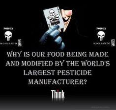 Monsanto think