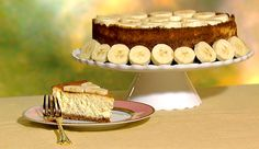 Looking for the perfect dessert? Nilsson Nilsson Venable QVC whipped up a heavenly Banana Pudding Cheesecake on ABC's The Chew that is to die for! The Chew Recipes, Sweets Recipes, Just Desserts, Delicious Desserts, Yummy Food, Cold Desserts, Fancy Desserts, Yummy Yummy, Baking Recipes