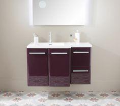 meuble salle de bain meltem