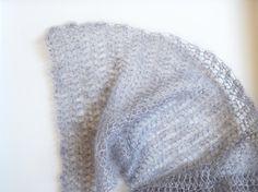 Ravelry: Featherlight Mohair Scarf pattern by Nicki Hirsch