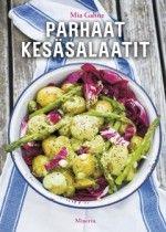 Kirja: Parhaat kesäsalaatit (Mia Gahne) Potato Salad, Literature, Ethnic Recipes, Food, Literatura, Essen, Meals, Yemek, Eten
