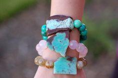 Hey, I found this really awesome Etsy listing at https://www.etsy.com/listing/186185903/chrysoprase-bracelet-24k-gold-vermeil