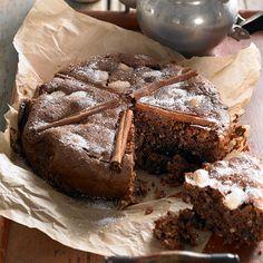 Würziger Schokoladenkuchen  Unser würziger Schokoladenkuchen ist ein Geheimrezept gegen Liebeskummer! Und schon unsere Urgroßmütter setzten Honig zur Beruhigung ein.