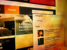 How to Add Live Search to Your WordPress Blog - http://www.overdigital.com/2013/09/27/add-live-search-wordpress-blog/