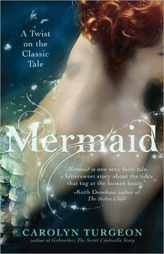 Mermaid: A Twist on the Classic Tale – The Little Mermaid is essentially a very dark Romantic tale. Carolyn Turgeon's novel, unlike the Disney film, is more faithful to Hans Christian Andersen's original story.