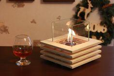 Tabletop Biofuel Fireplace Ethanol Portable от EcoFireplace