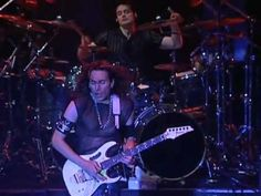 Steve Vai 'Whispering A Prayer' Live At The Astoria1 - YouTube