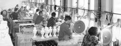 Oertel Kristallglas - ab 1946 - Joh. Oertel & Co. Kristallglas