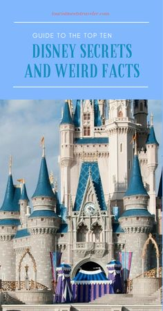 Heading to Disney with the family? Check our our 10 Disney secrets and weird facts!