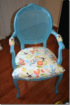 Design Intervention: Re-upholstery 101 - - - double cording tutorial - - - Day 4