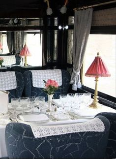 Taking the Venice Simplon Orient Express from London to Berlin ...