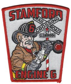 STAMFORD-FIRE-DEPT-ENGINE-6-CT-PATCH